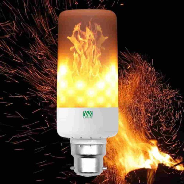 LED Flame Effect Bulb