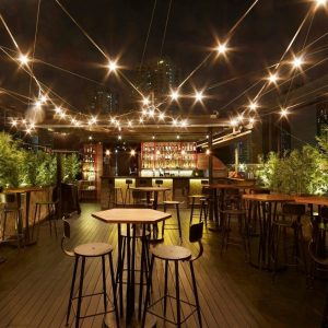 Outfoor String LED :ights for garden and patio