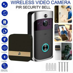 Smart Wifi Vibeo Doorbell