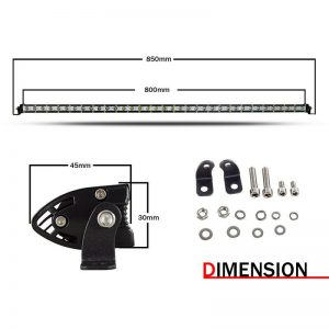 38 Inch 180w Slim LED Lightbar