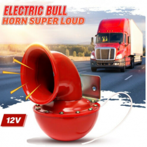 12v Super Loud Electric Bull Air Horn